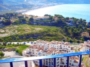 Apartment Costa del Sol La Herradura suitable for wheelchairs El Balcón del Mar