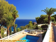 holiday rental Andalusia Villa Georgie with private pool